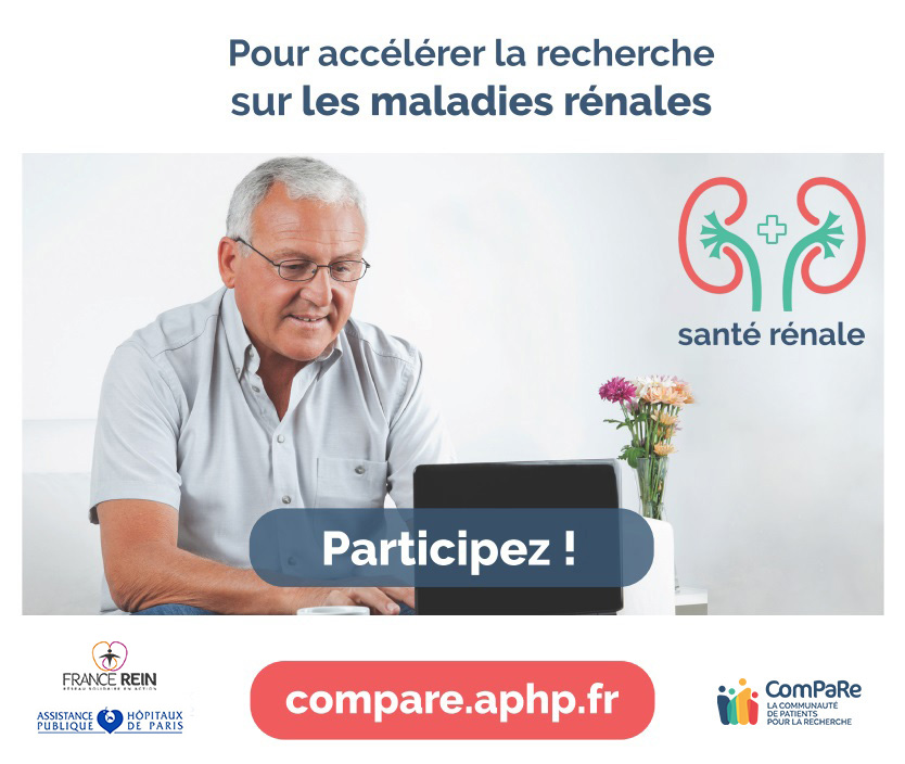 20190313 ComPaRe Maladies Renales Participez